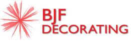 BJF Decorating Logo