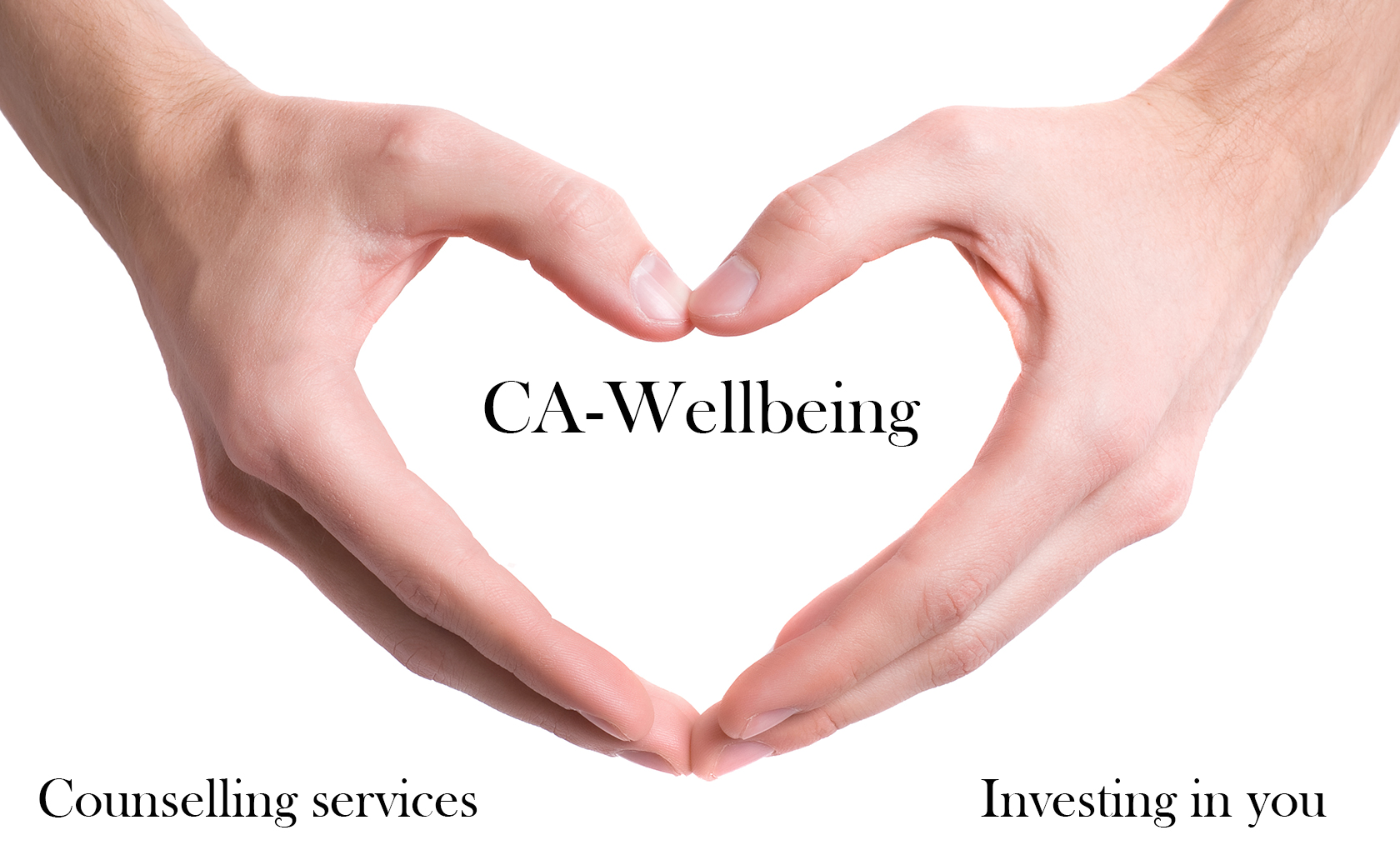 Chris Priest T/A CA Wellbeing Logo