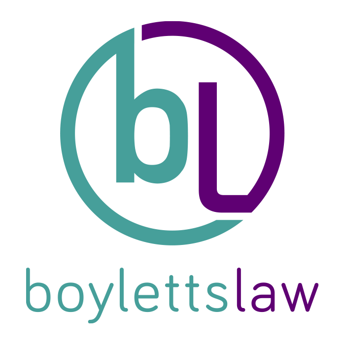 Boyletts Law Ltd Logo