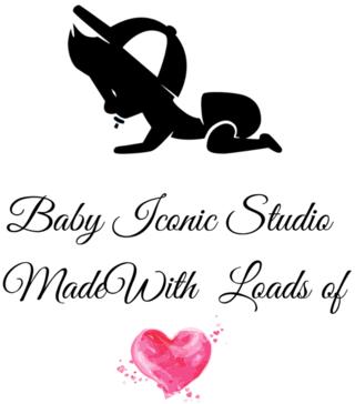 BABY ICONIC STUDIO Logo