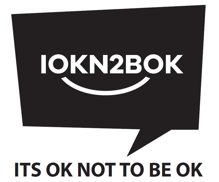 ITS OK NOT TO BE OK Ltd Logo