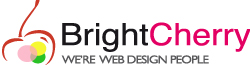 Bright Cherry Logo